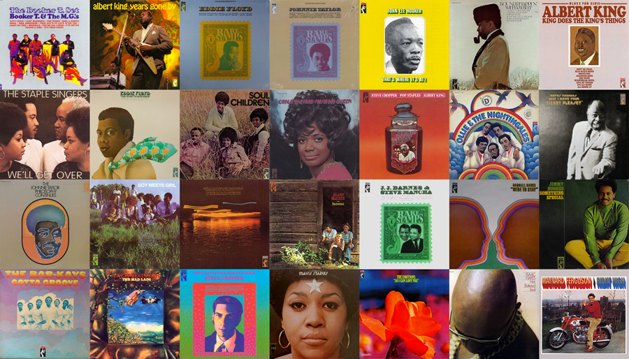 All the albums released during the Soul Explosion of 1969